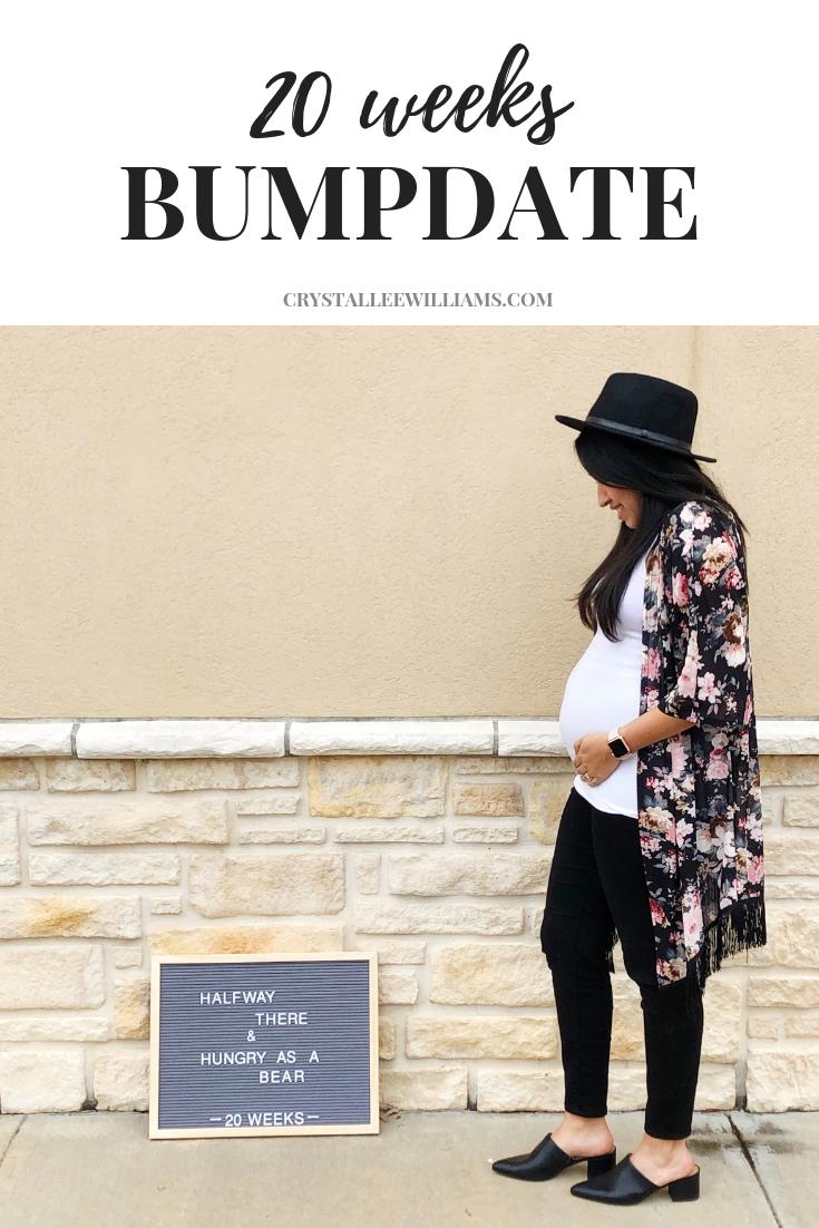 74ee742e32acf 20 Weeks Pregnant Bumpdate — crystal lee williams