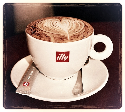 Gourmet Coffee - The coffee served is the renowned Italian Illy Coffee brand which gives our customers a premium quality coffee in a variety of serving options.