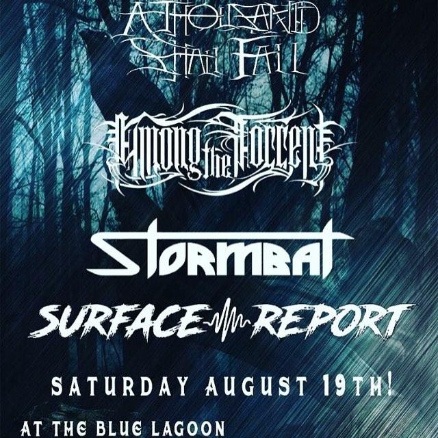 Who are we seeing tomorrow night at the Blue Lagoon in Santa Cruz?!