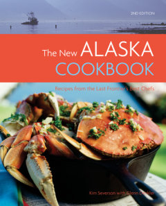 New Alaska Cookbook