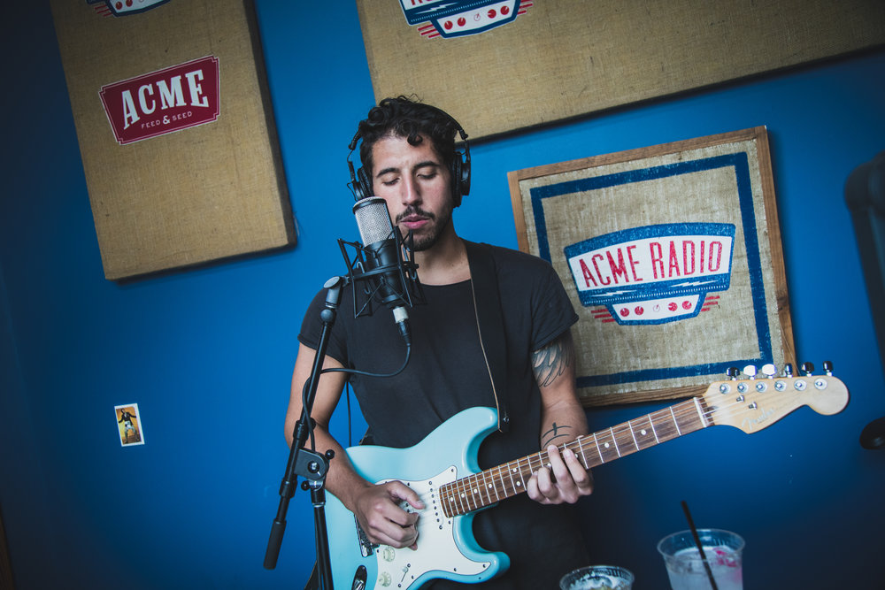 """Save My Breath"" Live at Acme Radio Studios in Nashville, TN."
