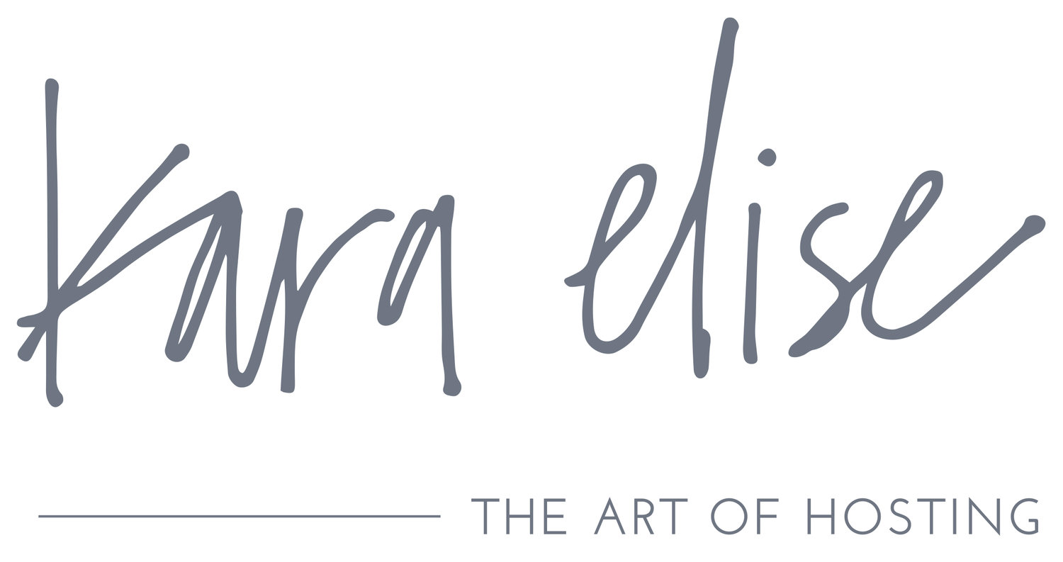 KARA ELISE | THE ART OF HOSTING
