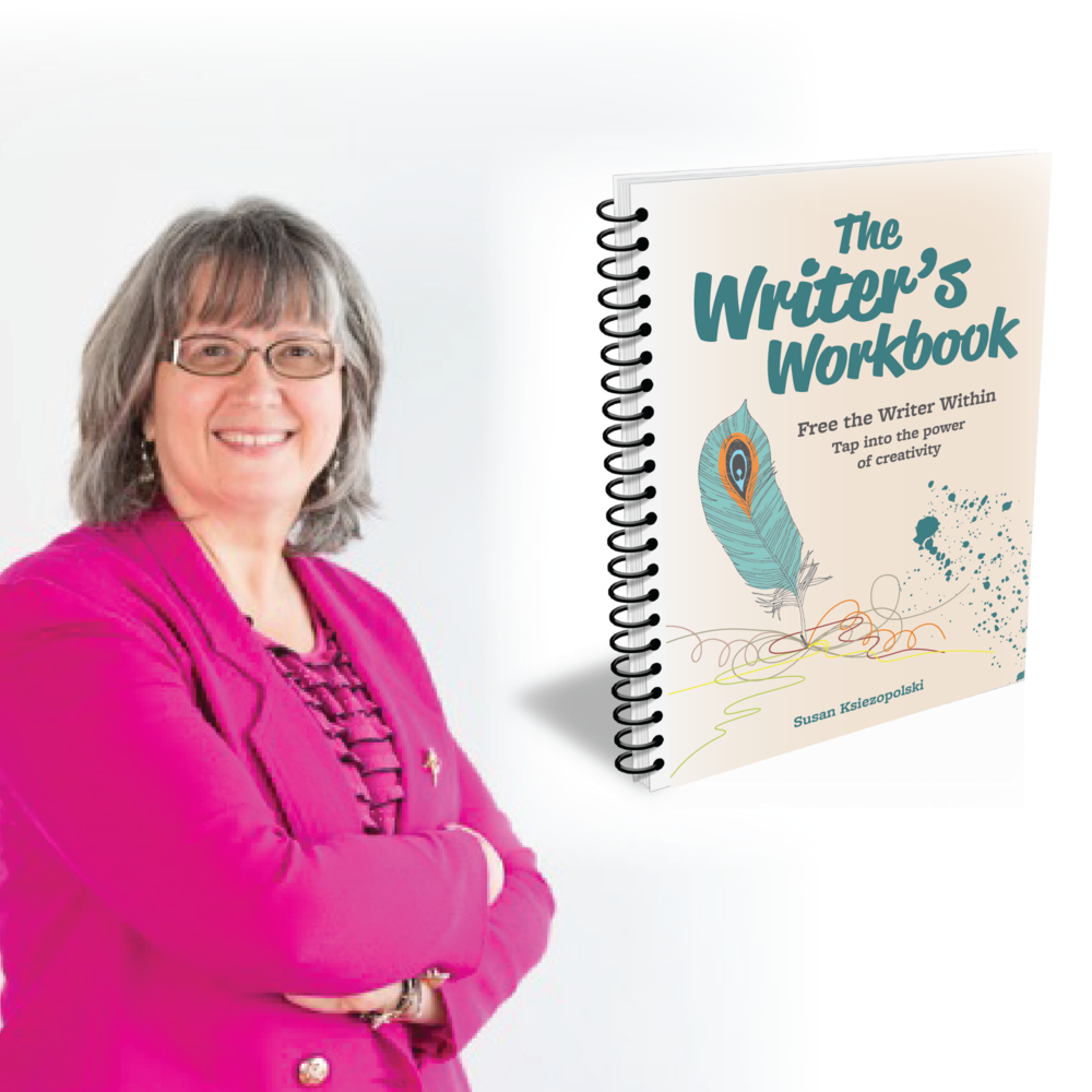 Susan Ksiezopolski The Writer's Workbook
