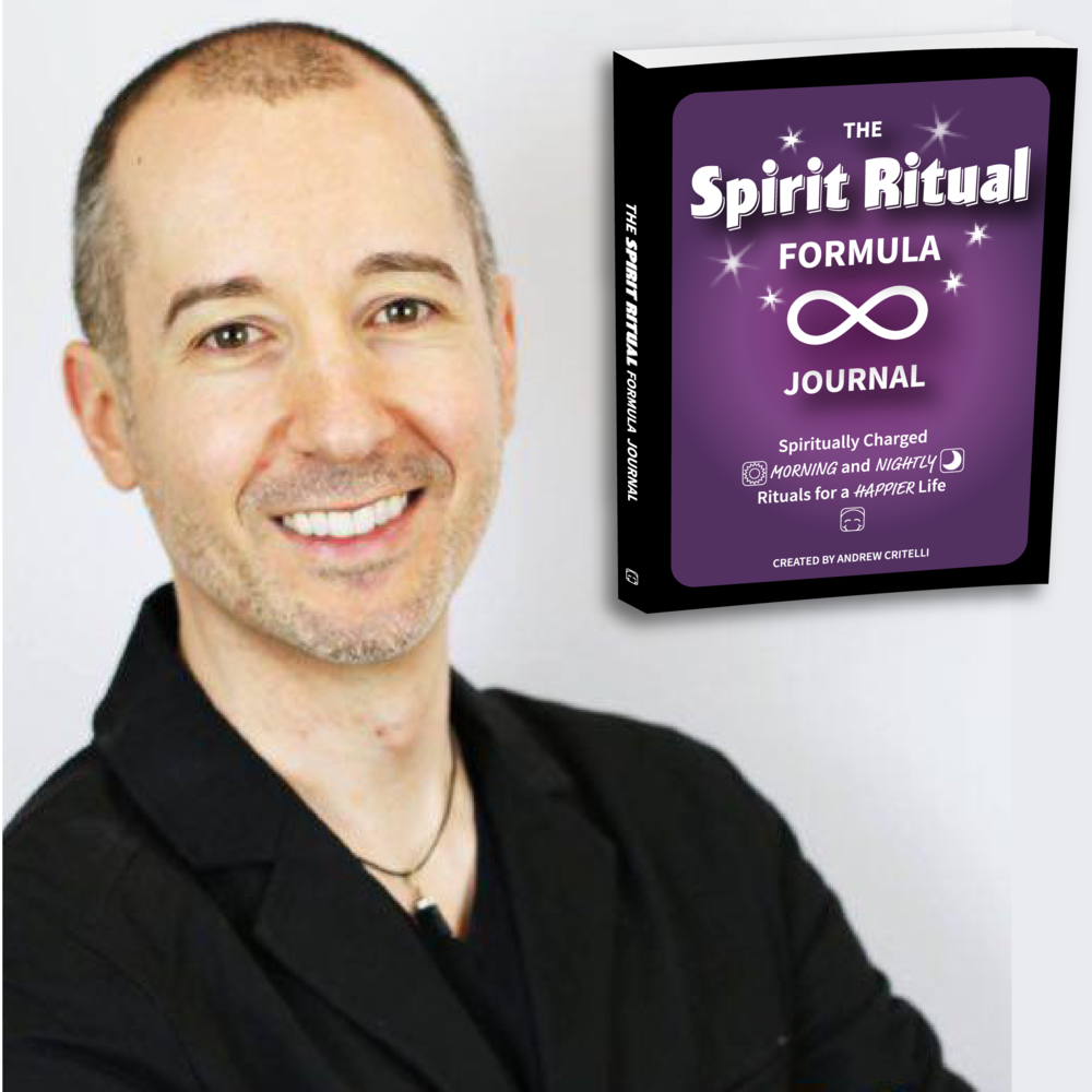 Andrew Critelli The Spirit Ritual Formula Journal