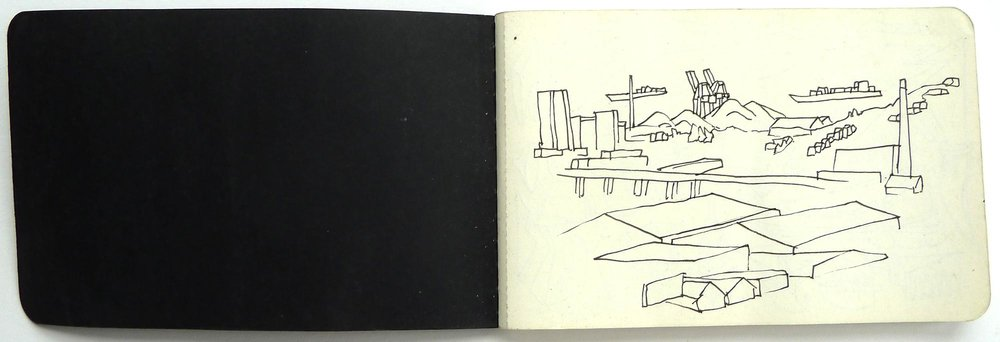 Pocket Sketchbook