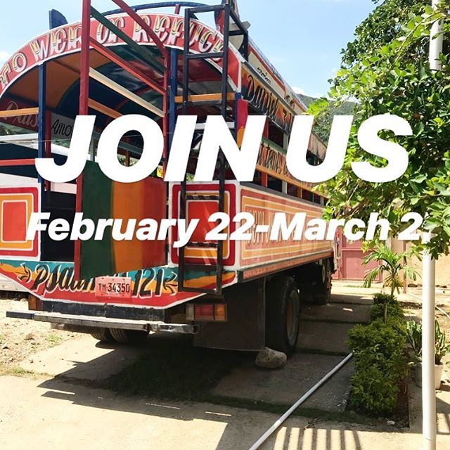 Start off 2019 being filled by serving with us in Haiti! 🇭🇹 Join our team February 22-March 2 as we continue to minister to the children at Bread of Life Orphanage and to the community in Jacmel, Haiti. DM us or contact info@thetowerofrefuge.org for more details. Deadline to sign up is January 13. Visit our website for more more on our missions. **Link in bio**