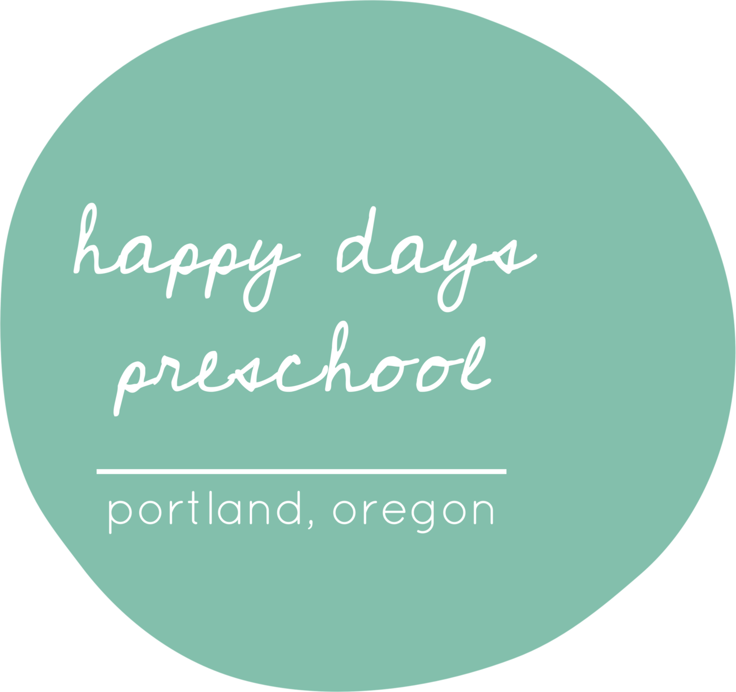 Happy Days Preschool