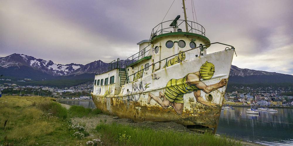 Afasyn - Ushuaia, Tierra del Fuego, Argentina