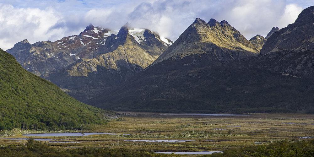 Tierra del Fuego - Ushuaia, Argentina