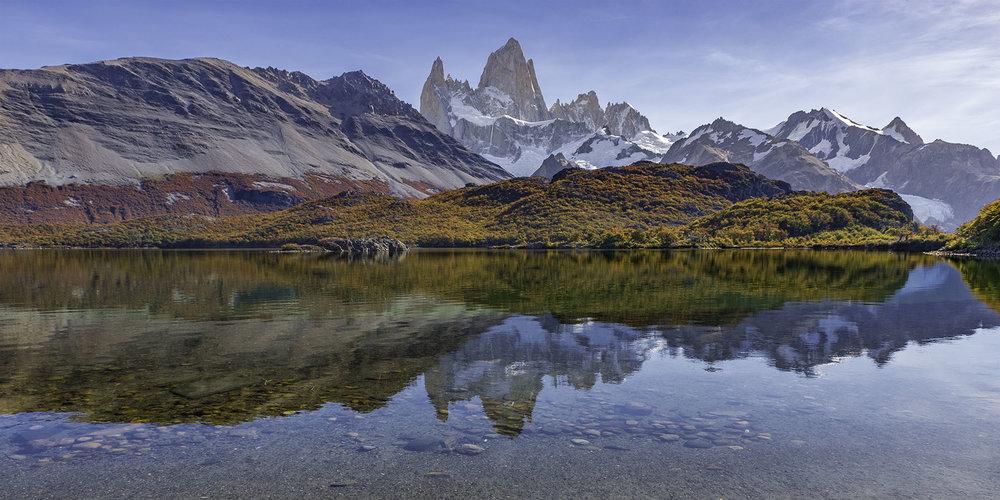 Laguna Capri - El Chaltén, Argentina