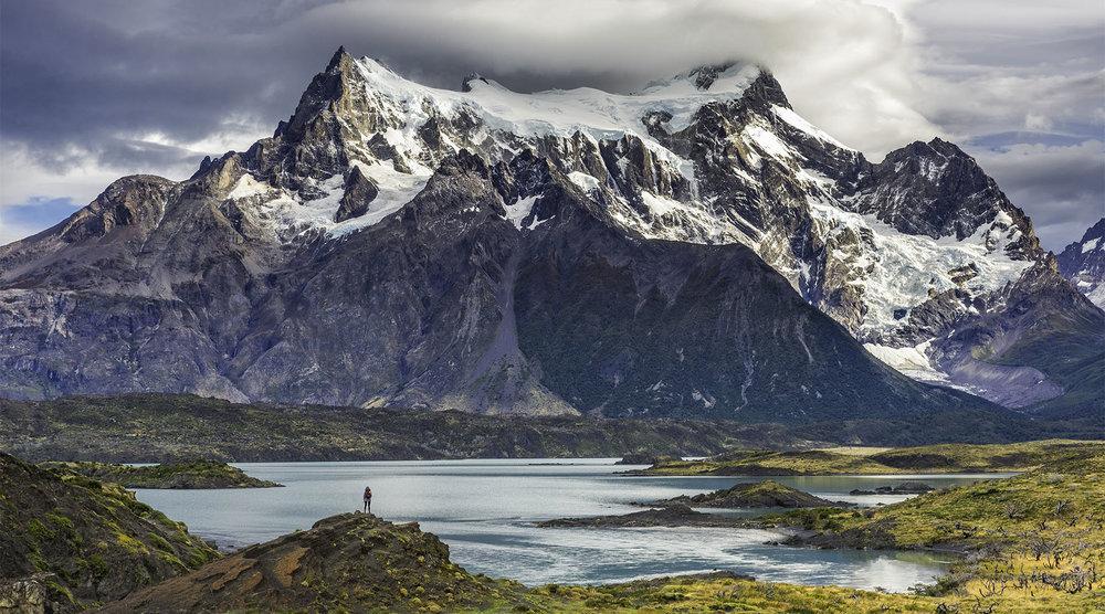 Cerro Paine Grande - Torres del Paine, Patagonia