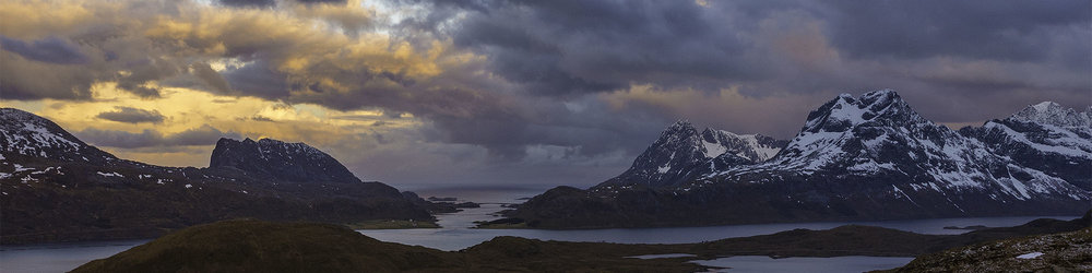 Lofoten Islands - - A Visual Expedition -