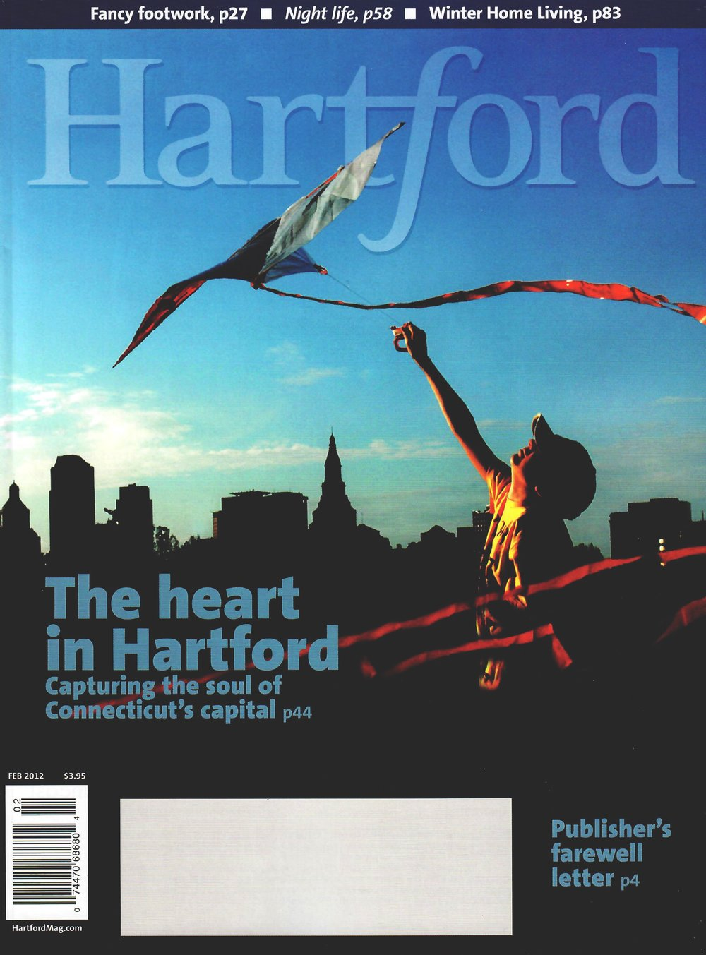 Hartford Magazine, 2012