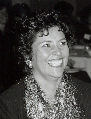 2000 Founding executive director, Cynthia Chavez