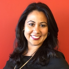 Jacqueline Garcel  Executive Director Latino Community Foundation