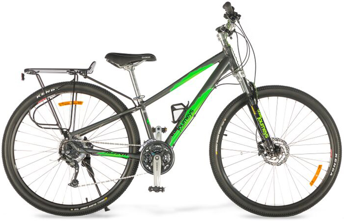 Trail Comfort Bikes
