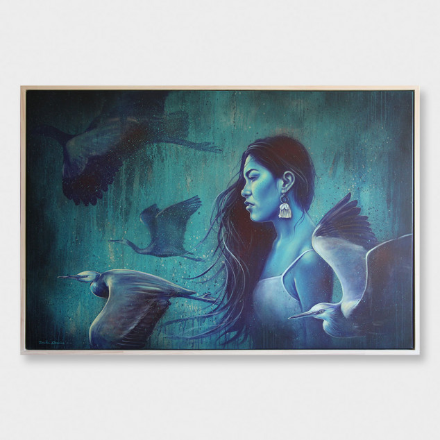 ORIGINAL ARTWORKS - VIA ENDEMICWORLD
