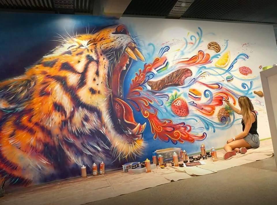 Red Cactus Tiger mural Erika Pearce.jpg