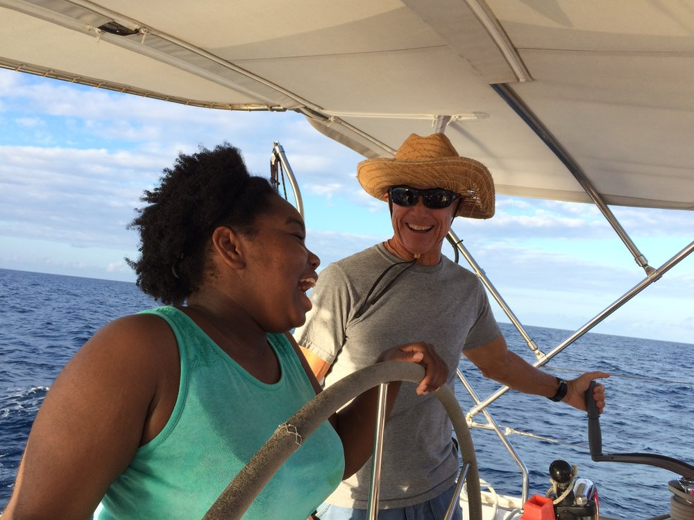 Sailing Joy