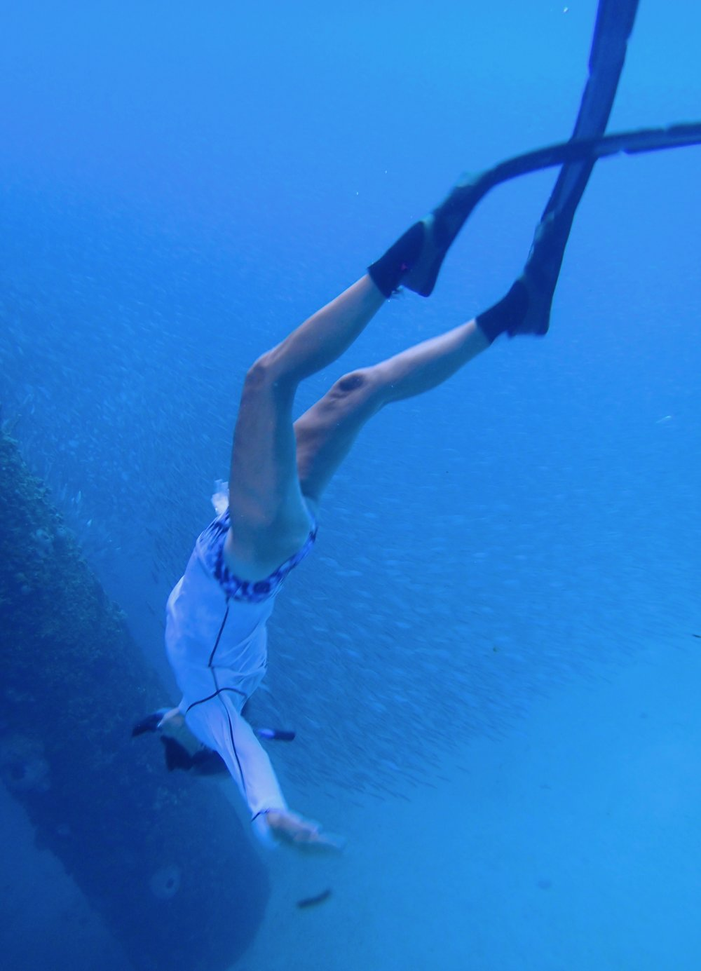 Lightheart free diving