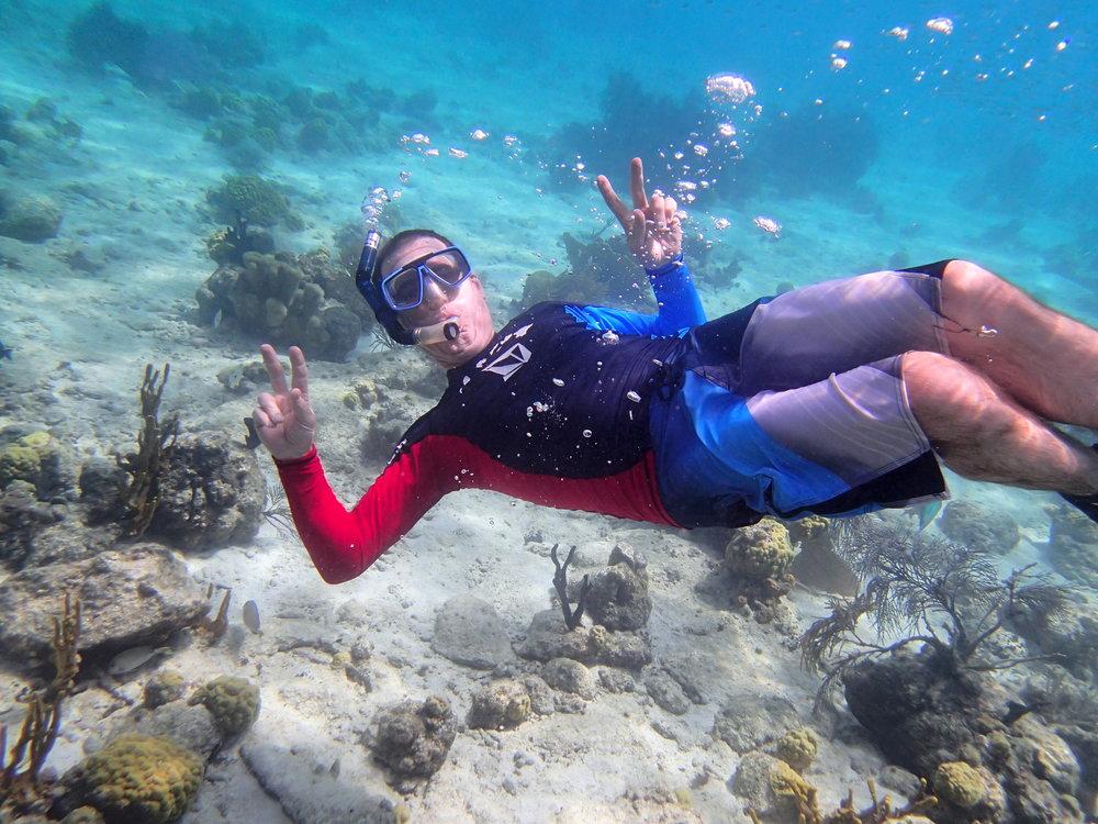 Lightheart Guest Snorkeling