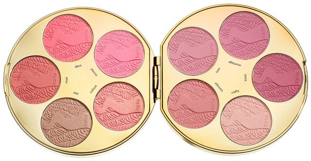 Tarte Blush Bazaar Amazonian Clay Blush Palette (Limited Edition)
