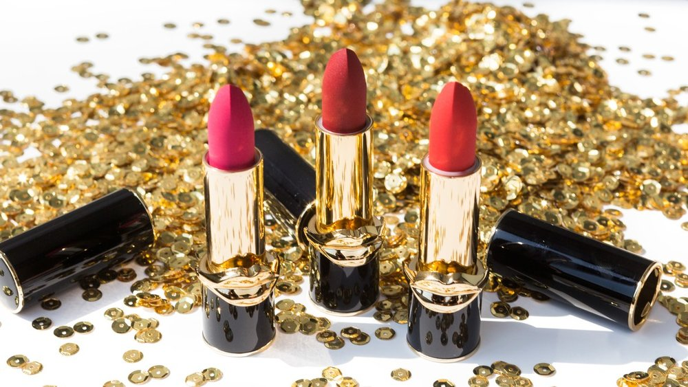 Pat McGrath Labs Lust MatteTrance Lipsticks