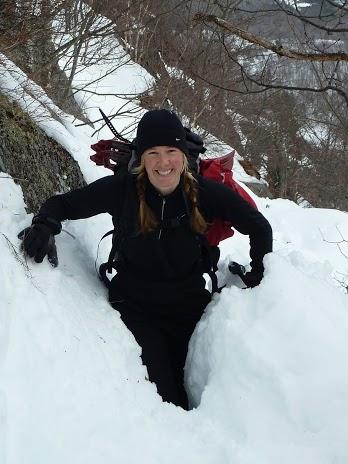 Alana Beard - Ski Guide