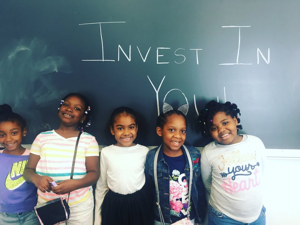 Participants in BlackFem's In House program learn about key financial concepts and increase their wealth and financial literacy.