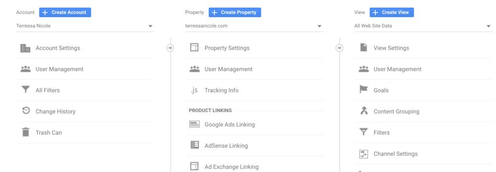 TerressaNicole Google Analytics Training