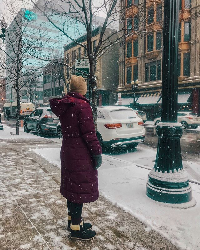 This is more like what it looks like outside my house right now... eye roll. . . . #winter #wintervibes #whereisspring #spring #summer2019 #bringonsummer #chicago #weekendaway #mondayblues #mondaze #mondayvibes #wintervibes #chicagoblogger #chicagobloggers #milwaukeeblogger #milwaukeebloggers #mkeblogger #mkebloggers #snowday #snowing #snow #snowy #relaxingstorm #snowstorm #zonedout #monday #mondaze #mondayvibes #mondayzone #productive
