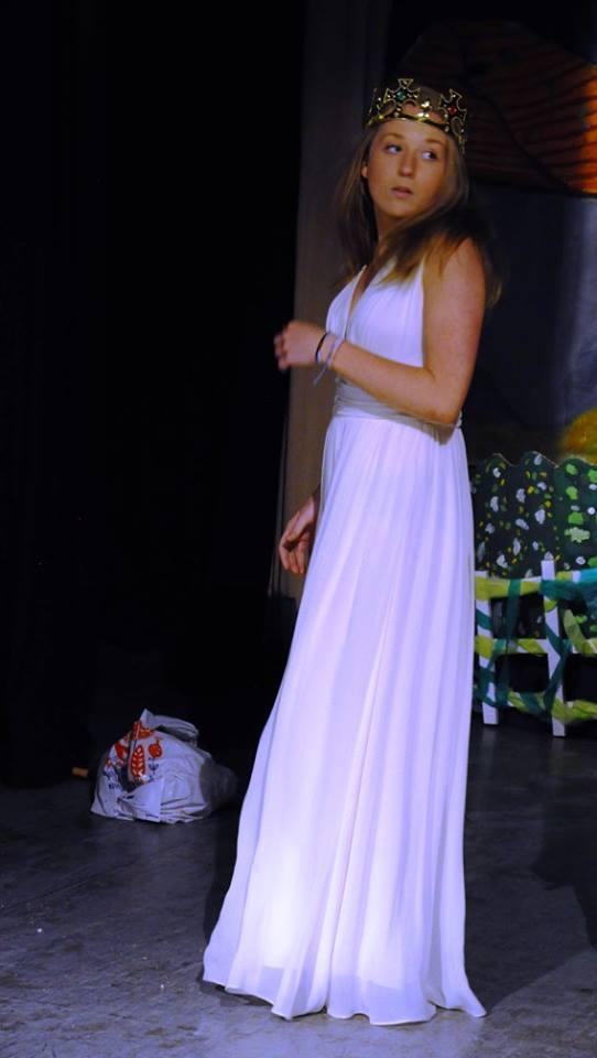 Amelia Waller in Electra