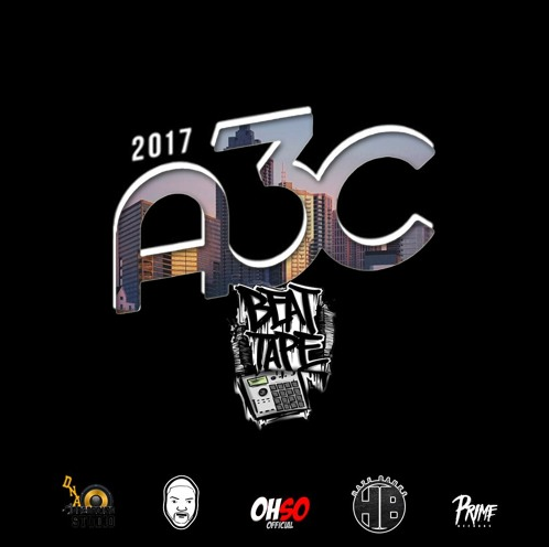 STREAM THE LATEST MIXTAPE PUT together by biggz! - A3C 2017 BEAT TAPE COMPILATION