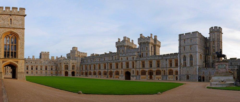 Windsor Castle - the venue for the Royal Wedding