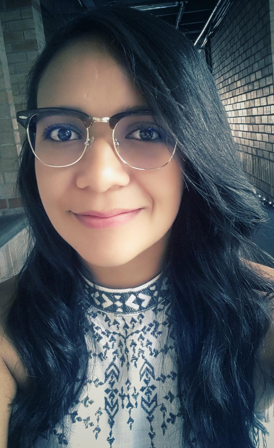 Alejandra Vallejo, 28 años. Medellín, Colombia.