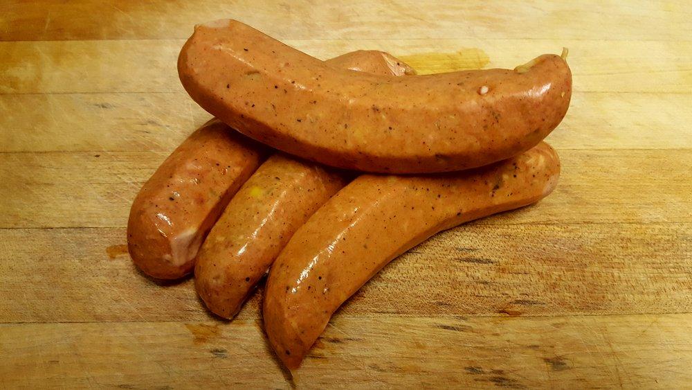 Jalepeno Cheddarwurst