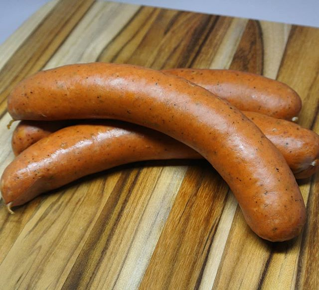 Spice up your life with our Spicy Andouille Sausage! Grill it on a bun or stew it in jambalaya, either way it brings the heat!🔥 . . . #continentalsausage #andouille #sausage #hotdog #andouillesausage #spicy #spice #hot #heat #jambalaya #grill #grillit #stew #cook #deli #germandeli #cajun #germansausage #local #losangeles #losangeleseats #laeats #lamagazine #glendale #shoplocal #eatlocal #food #instafood #foodgram