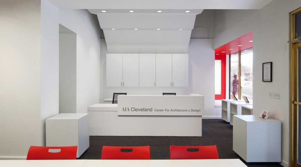 ... Enthusiasm That The Cleveland Chapter Of The American Institute Of  Architects Announces The Official Opening Of The Center For Architecture  And Design.