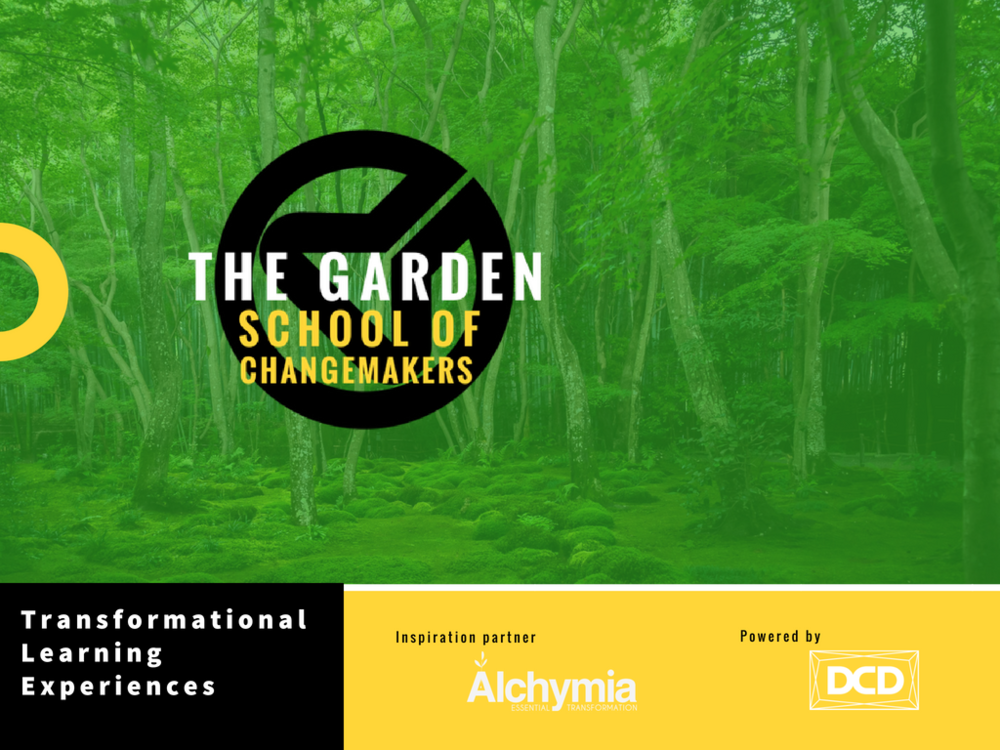 Welcome to the Garden - Formative (trans) learning experiences for the digital post-transformation era. Exclusive to the  community members
