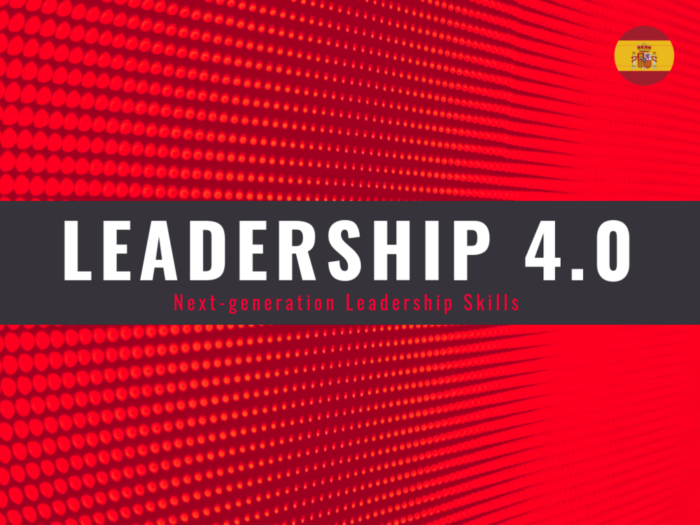 Madrid - Madrid, 26 September 2019Redefining leadership - identifying next-generation leadership skills within the paradigm shift proposed by digital transformation.2019 programme to be announced soon. Click here for the 2018 programme.Highly recommended to CHROs, CIOs, COOs, Heads of Digital Transformation, Chief Innovation Officers, CDOs, Heads of Change Management, Business Transformation and CxOs actively involved or directly affected by digital transformation.