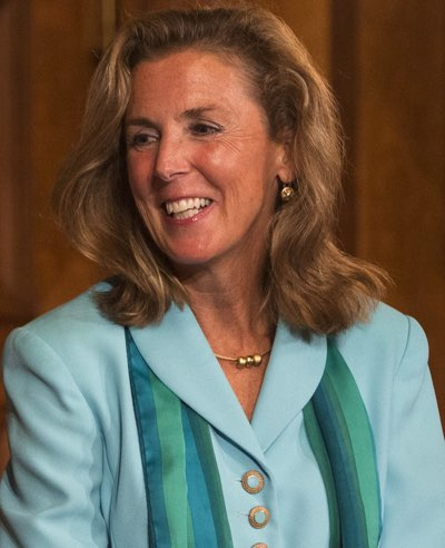 "Kathleen A. ""Katie"" McGinty  is the Senior Vice President for the Oceans program at the Environmental Defense Fund, where she leads a global team of scientists, lawyers, and advocates working to create thriving, resilient oceans. In 2016, she was the Democratic Nominee for US Senate in Pennsylvania. McGinty's public sector career includes serving as chair of the White House Council on Environmental Quality and as Deputy Assistant to President Bill Clinton, and as Secretary of Environmental Protection under Governor Ed Rendell. She is an Operating Partner with a private equity fund, and has also started her own company.   Read full bio ."
