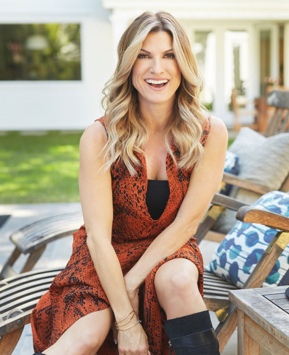 "Emmy® Award winner Trish Suhr, a native of Kentucky now living in Los Angeles, puts a modern spin on keeping it real. The star of Style Network's long running Clean House, she uses her southern sensibilities to navigate the big city and knows what it takes to stay in the game...spin classes, clean eating and Spanx!  According to Trish, when the Spanx come off, it's like opening a can of biscuits.Trish's ""sass and bourbon"" approach to life has landed her on top television shows including Good Morning America, The New Ricki Lake Show, The Marie Osmond Show, Good Day LA, Good Day NY, as well as on a variety of programs for CMT, VH1, E!, Style Network and Lifetime Networks. -"