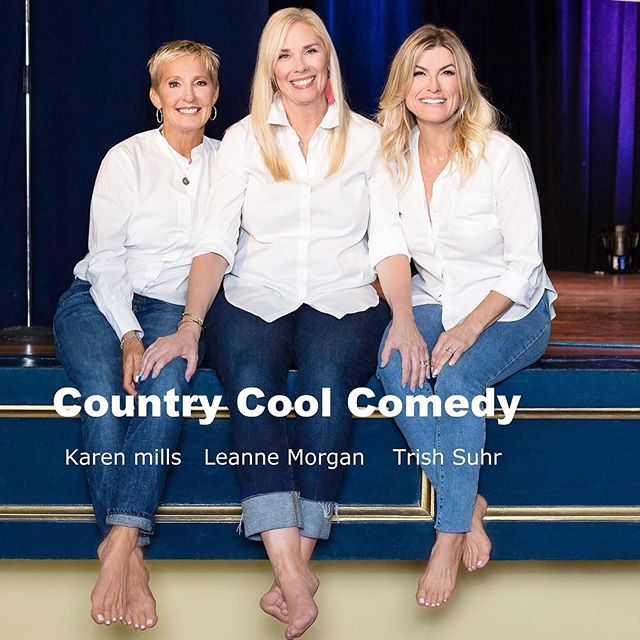 We're so excited that our show is  SOLD OUT in Charlotte, NC for  @komencharlotte The 18th annual Laugh for the Cure. #comedy #southern #komenclt