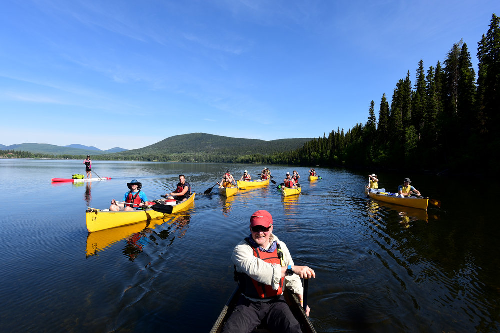 Experience the Cariboo -
