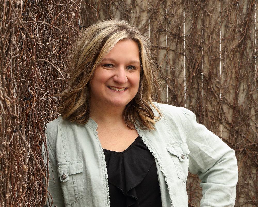 Image of Jenn Rahe outdoors