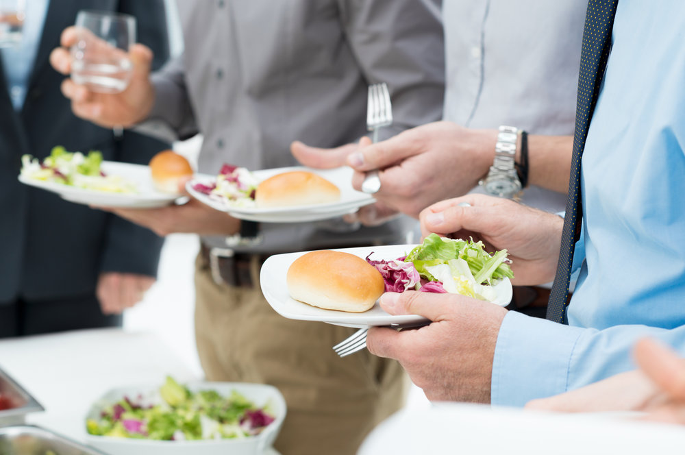 Corporate lunch and learn workshop