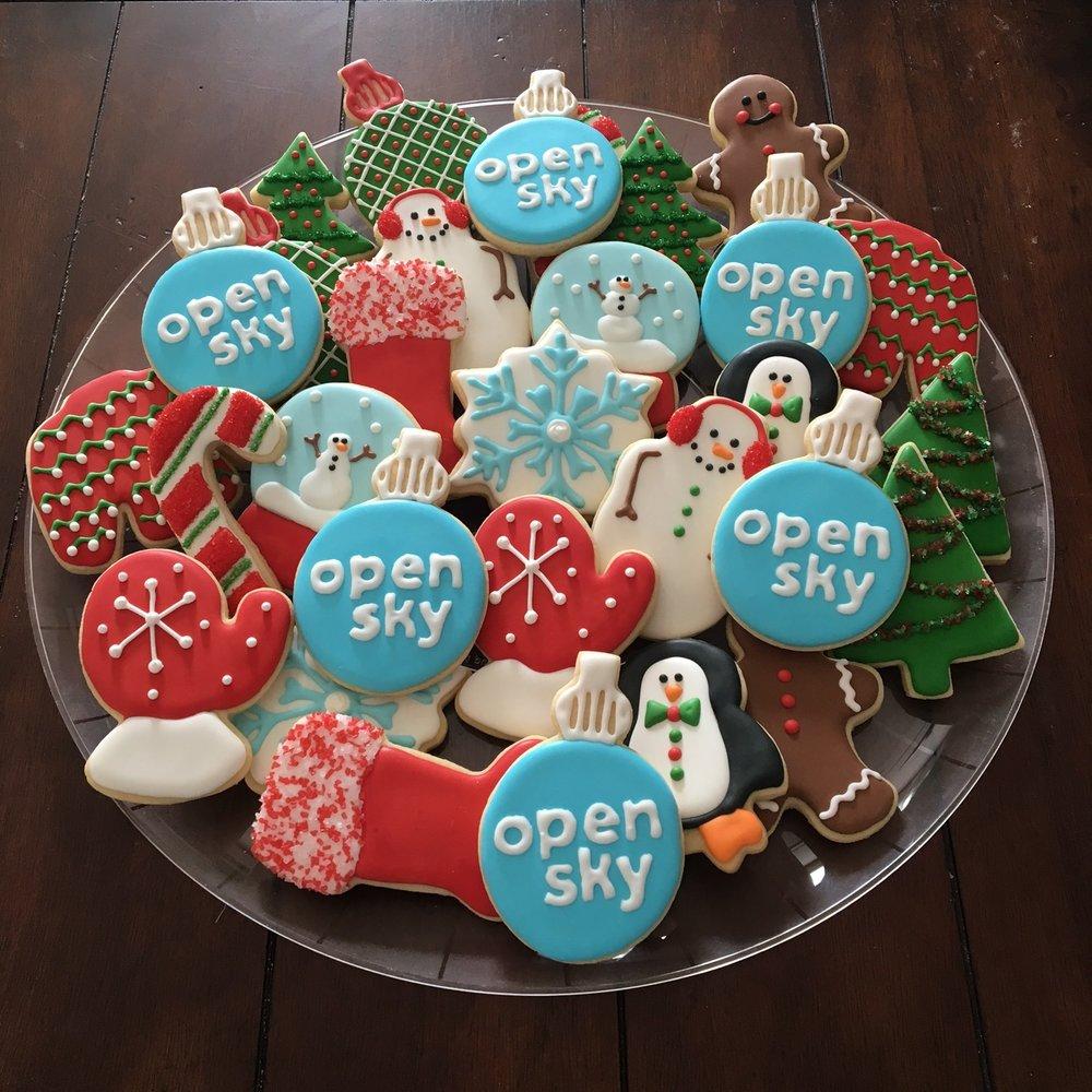 Open Sky Cookie Assortment