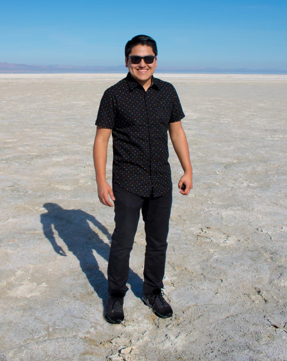 Abraham Llefi - Creative Director