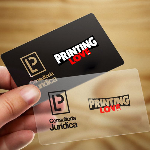 Plastic rounded corners business cards printing love plastic rounded corners business cards reheart
