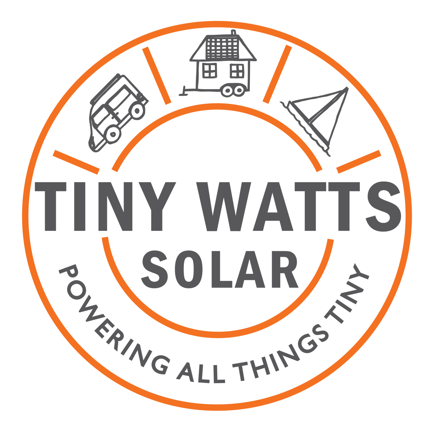 TINY WATTS SOLAR